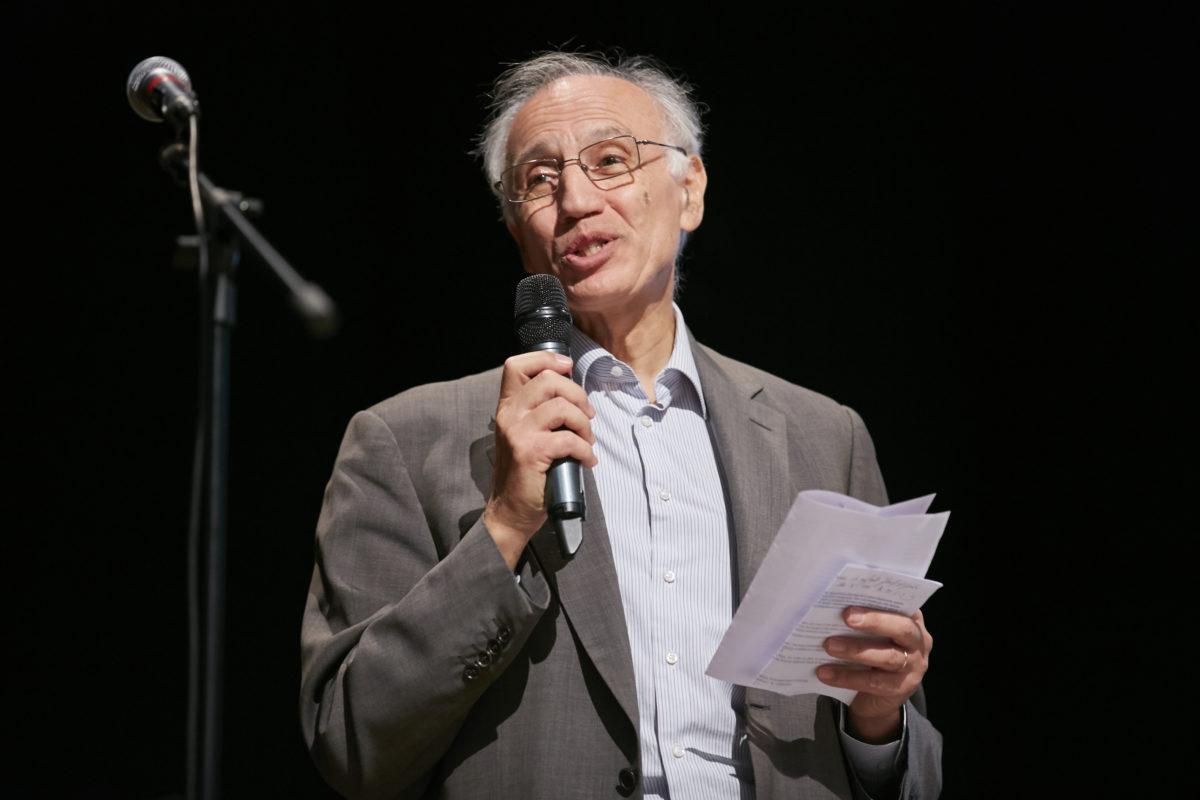Alain de Toledo président de Muestros Dezaparesidos