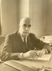 Le consul Bernardo Rolland